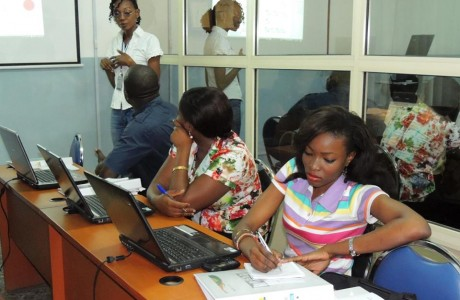 Sage 50 U.S. Edition Training Course, Cross section of August 2013 Class